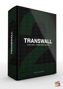 Final Cut Pro X Plugin TransWall Volume 2 from Pixel Film Studios