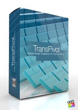 Final Cut Pro X Plugin TransPivot from Pixel Film Studios