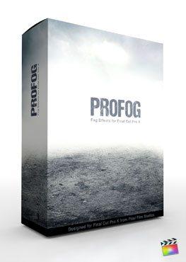 Final Cut Pro X Plugin ProFog from Pixel Film Studios