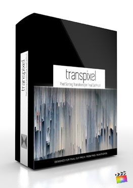 Final Cut Pro X Plugin TransPixel from Pixel Film Studios