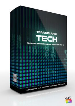 Final Cut Pro X Plugin TransFlare Tech from Pixel Film Studios
