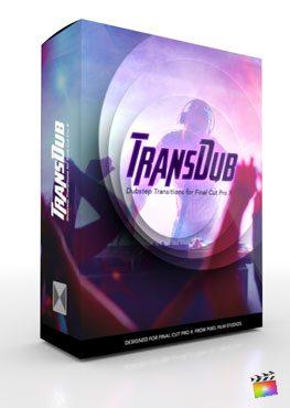 Final Cut Pro X Plugin TransDub from Pixel Film Studios