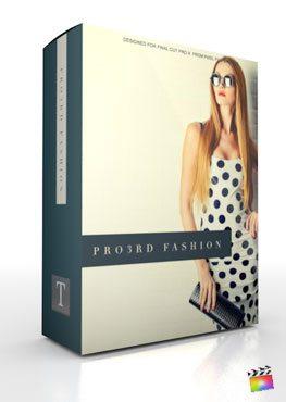 Final Cut Pro X Plugin Pro3rd Fashion from Pixel Film Studios