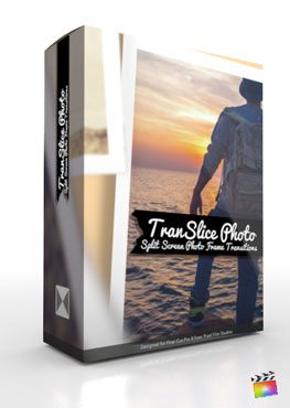 Final Cut Pro X Plugin TranSlice Photo from Pixel Film Studios