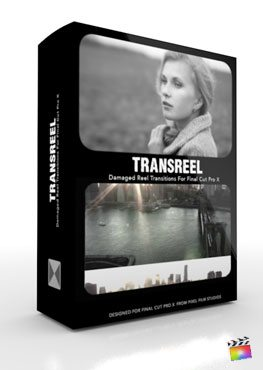 Final Cut Pro X Plugin TransReel from Pixel Film Studios
