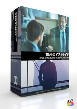 Final Cut Pro X Plugin TranSlice Hinge from Pixel Film Studios