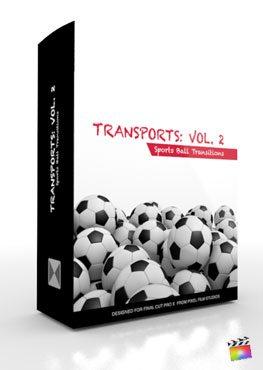 Final Cut Pro X Plugin TranSports Volume 2 from Pixel Film Studios