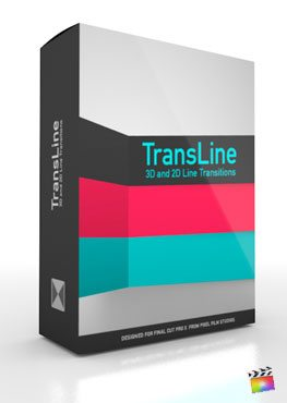 Final Cut Pro X Plugin TransLine from Pixel Film Studios
