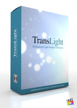 Final Cut Pro X Plugin TransLight from Pixel Film Studios