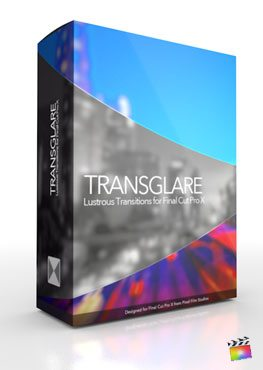 Final Cut Pro X Plugin TransGlare from Pixel Film Studios