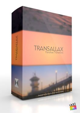 Final Cut Pro X Plugin TransAllax from Pixel Film Studios