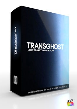 Final Cut Pro X Plugin TransGhost from Pixel Film Studios