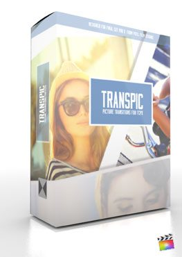 Final Cut Pro X Plugin TransPic