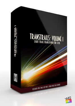 Final Cut Pro X Plugin TransTrails Volume 1 from Pixel Film Studios