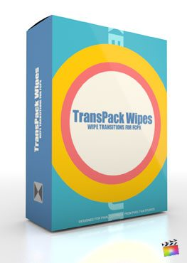 Final Cut Pro X Plugin TransPack Wipes from Pixel Film Studios
