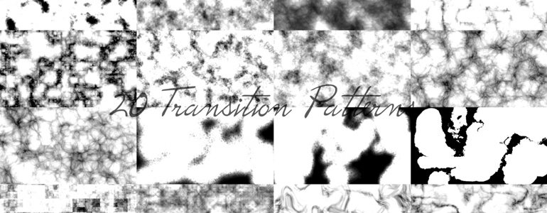 Professional - Dissolve Transition - for Pixel Film Studios