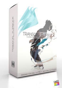 Final Cut Pro X Plugin TransCel Flipbook from Pixel Film Studios