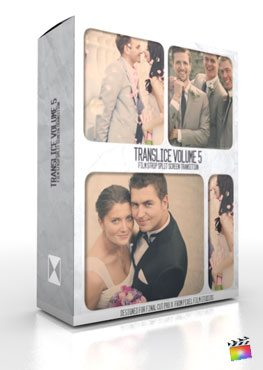 Final Cut Pro X Plugin TranSlice Volume 5 from Pixel Film Studios