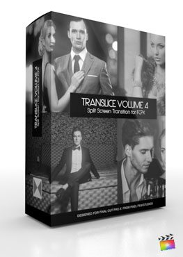 Final Cut Pro X Plugin TranSlice Volume 4 from Pixel Film Studios