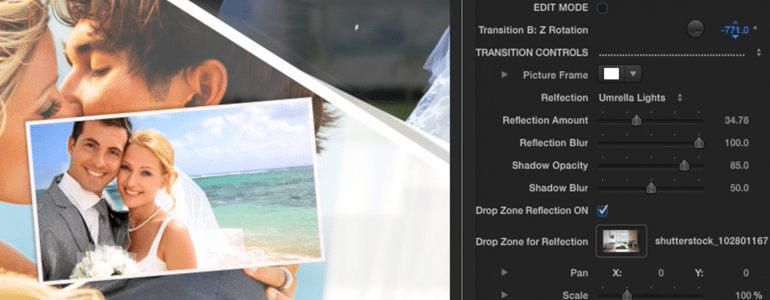 Professional - Picture Transition - for Final Cut Pro X