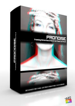 Final Cut Pro X Plugin ProNoise from Pixel Film Studios