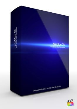 Final Cut Pro X Plugin ProBlue 5K from Pixel Film Studios