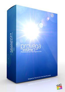 Final Cut Pro X Plugin ProVega Volume 3 from Pixel Film Studios