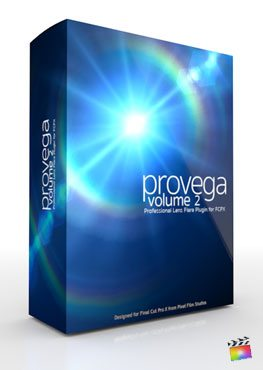 Final Cut Pro X Plugin ProVega Volume 2 from Pixel Film Studios