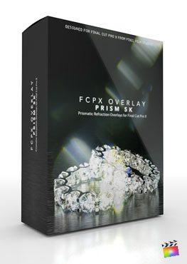 Final Cut Pro X Plugin FCPX Overlay Prism 5K from Pixel Film Studios