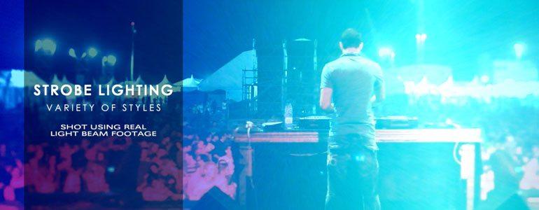 Professional - DJ Light Leaks for Final Cut Pro X