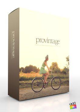 Final Cut Pro X Plugin ProVintage from Pixel Film Studios