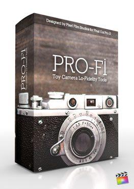 Final Cut Pro X Plugin Pro-Fi from Pixel Film Studios