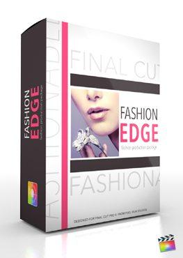 Final Cut Pro X Plugin Production Package Fashion Edge from Pixel Film Studios