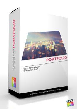 Final Cut Pro X Plugin Production Package Portfolio from Pixel Film Studios
