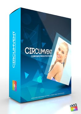 Final Cut Pro X Plugin Production Package Circumvent from Pixel Film Studios