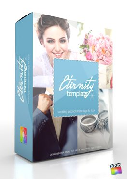 Final Cut Pro X Plugin Production Package Eternity from Pixel Film Studios
