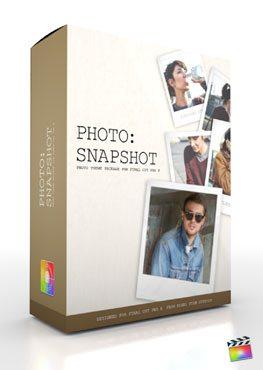 Final Cut Pro X Plugin Production Package Photo Snapshot from Pixel Film Studios