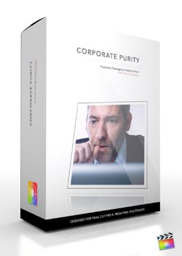 Final Cut Pro X Plugin Production Package Corporate Purity from Pixel Film Studios