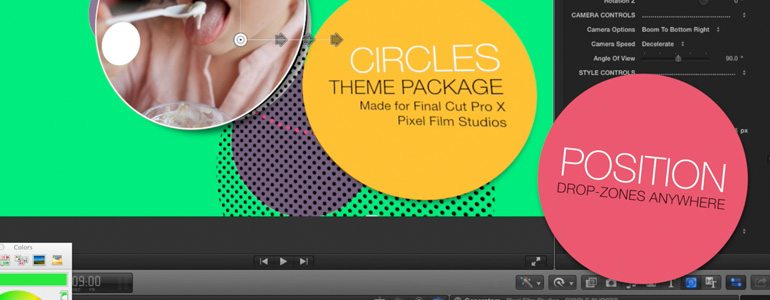 Professional - Themes for Final Cut Pro X