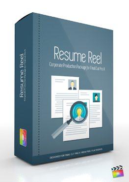 Resume Reel