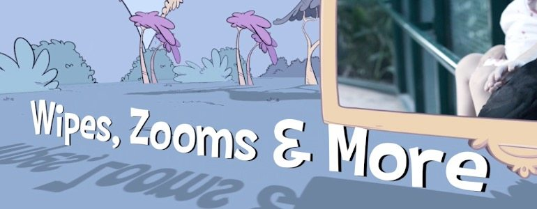 Professional - Cartoon Themes for Final Cut Pro X