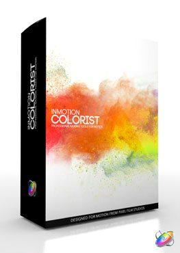 Apple Motion 5 Plugin InMotion Colorist from Pixel Film Studios