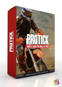 Final Cut Pro X Plugin ProTick from Pixel Film Studios
