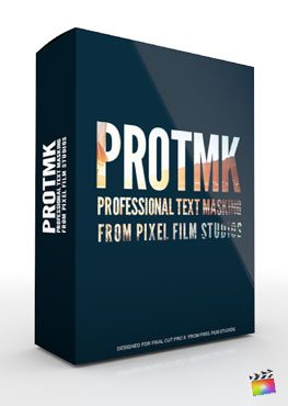 Final Cut Pro X Plugin ProTMK from Pixel Film Studios