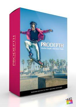Final Cut Pro X Plugin ProDepth from Pixel Film Studios