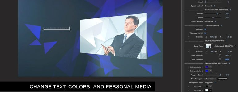 Professional - Corporate Theme for Final Cut Pro X - for Final Cut Pro X