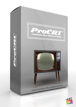 Final Cut Pro X Plugin ProCRT from Pixel Film Studios