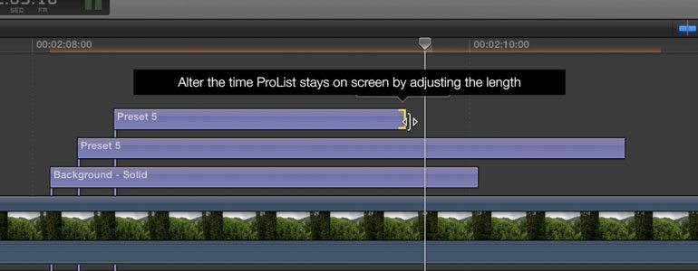 Professional - Self-Animating Graphics for Final Cut Pro X - for Final Cut Pro X