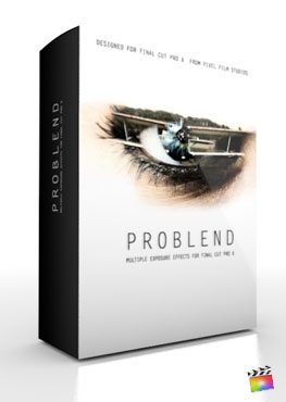 Final Cut Pro X Plugin ProBlend from Pixel Film Studios