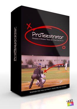 Final Cut Pro X Plugin ProTelestrator from Pixel Film Studios